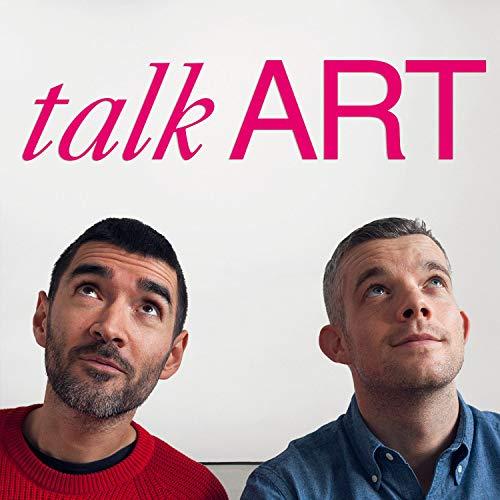 Talk Art  By  cover art