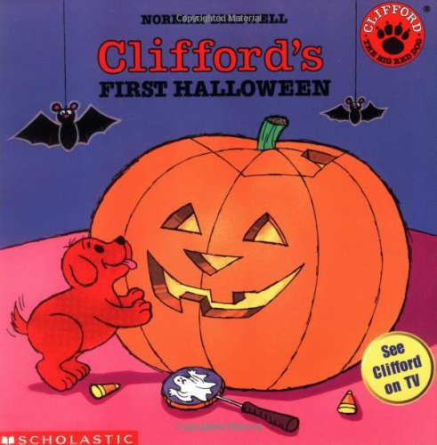 Clifford's First Halloween (Clifford, the Big Red Dog)の詳細を見る