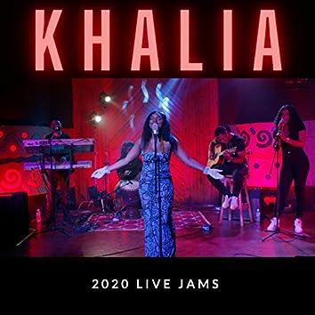 2020 Live Jams (Live at Harry J Studio, Jamaica, August 8, 2020)