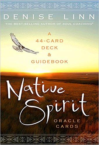 ネイティブ スピリット オラクルカード Native Spirit Oracle Cards 英語のみ