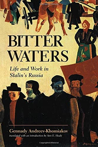 Bitter Waters Life And Work In Stalin s Russia product image
