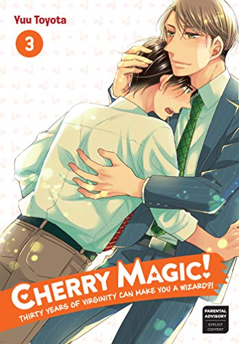 Cherry Magic! Thirty Years of Virginity Can Make You a Wizard?! 03 (English Edition)