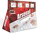 MMR Making Marvelous Arsenal Cockroach Eliminator Powerful Cockroach Killer Gel Bait 30 Gram