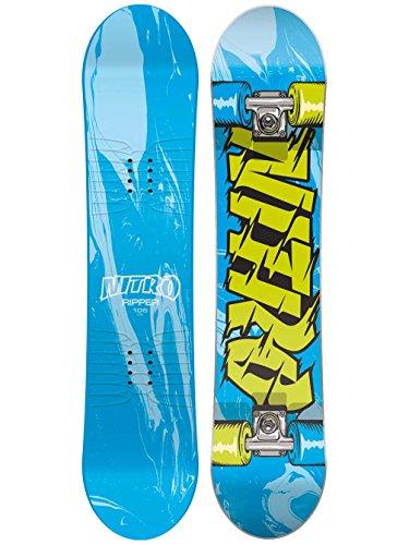 Nitro Snowboards Ripper Board Unisex Kinder, Unisex Kinder, 830058ripperkids, bunt, 106