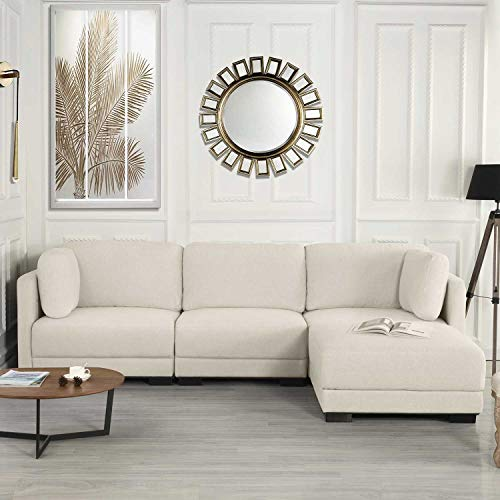Ivory Couch - 8