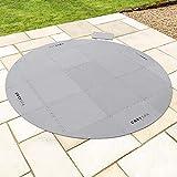 CosySpa Hot Tub Flooring Protector - Spa Floor Mat | Hot Tub Accessories | Foam Ground Sheet for Outdoor Hot Tubs | Interlocking Patio Tiles Outdoor | Hot Tub Mat