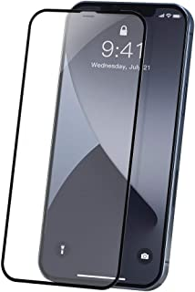 Baseus 0.23mm curved-screen tempered glass screen protector with crack-resistant edges For iP 12/12 Pro 6.1inch 2020(2pcs/...