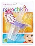Munchkin Inc. - The Medicator Liquid Medicine Dispenser 0 Months+ - 1 Pack (Color May Vary)