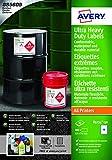 Avery España B5274-50 - Caja de 800 etiquetas para uso industrial