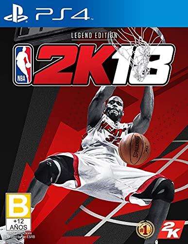 NBA 2K18 Legend Edition - PlayStation 4