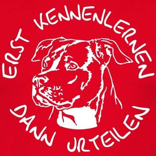'Erst Kennenlernen - Dann Urteilen' Sticker | Spreadshirt
