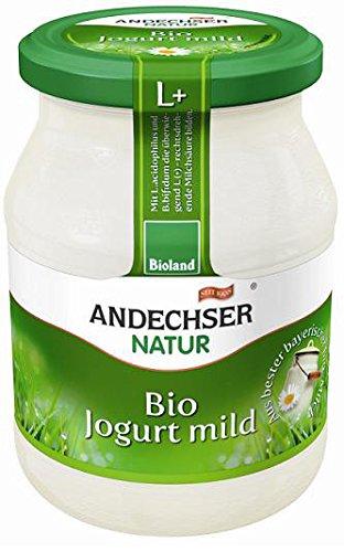 Andechser Natur Bio-Joghurt mild 3,7 Prozent