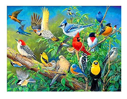 5D DIY Diamond Painting Full Square Drill Animal Home Decoration Handcraft Picture Art Kits Lover Gift 40 * 50cm (no Border)