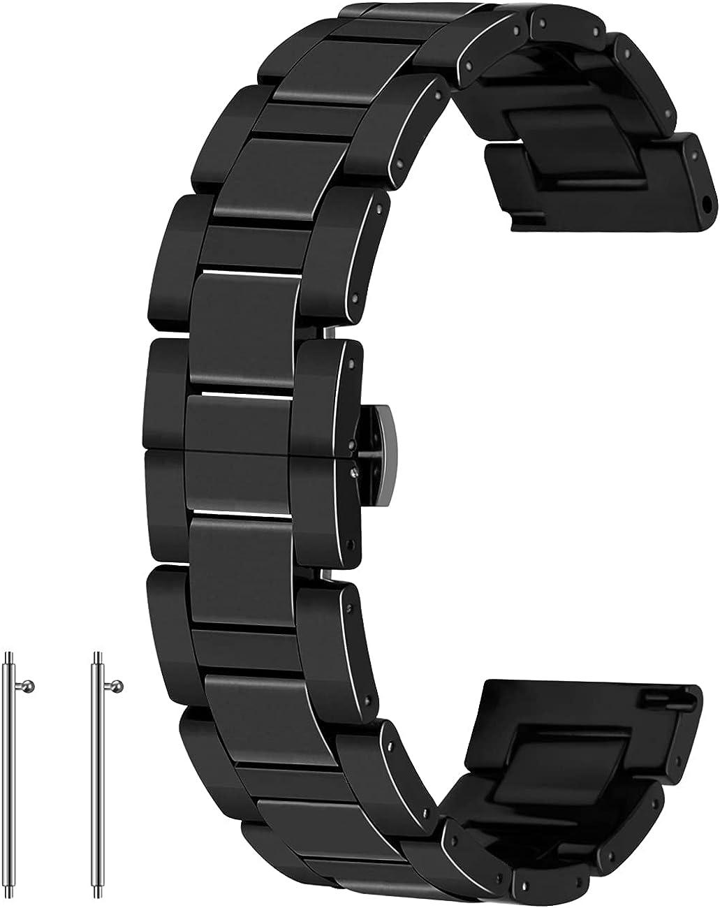 Kai Tian Ceramic Watch Band Release Quick 20mm Strap Cheap bargain Columbus Mall 22mm