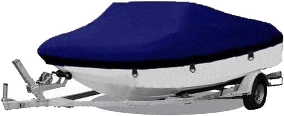 BLPextrm 20-22ft Trailerable 600D Boat Heavy 時間指定不可 Cover Waterpr 予約 Duty