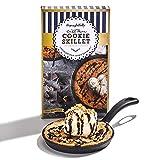 Modern Gourmet Foods, Set de Regalo para Hacer Galletas, Incluye Sartén de Hierro Fundido y Mezcla de Ingredientes