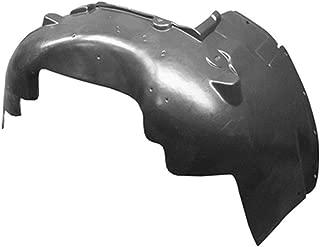 KA LEGEND Front Left Driver Side Fender Liner Inner Panel Splash Guard Shield for Chevy Avalanche/Surburban/Tahoe 2007-2012 22860087 GM1248181