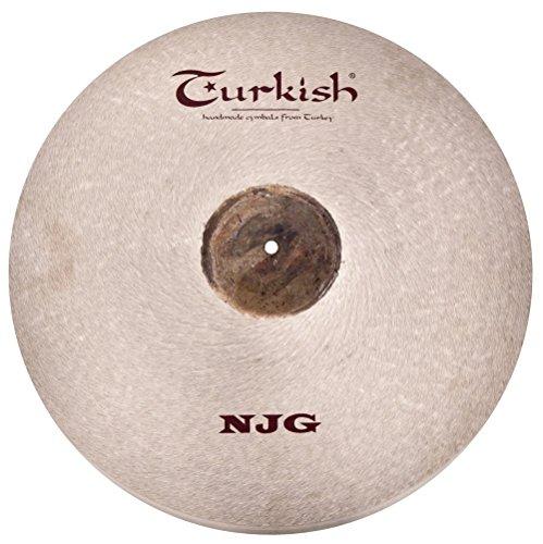 Turkish Cymbals New Jazz Generation Series 22-inch NJG Ride Light NJG-RL22