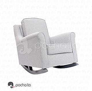 Sillon Mecedora Pachaito Color Platinum excelente para el momento de lactancia