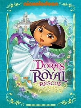 Dora the Explorer  Dora s Royal Rescue