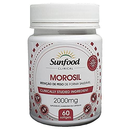 Morosil 2000 mg 60 Softgels Sunfood