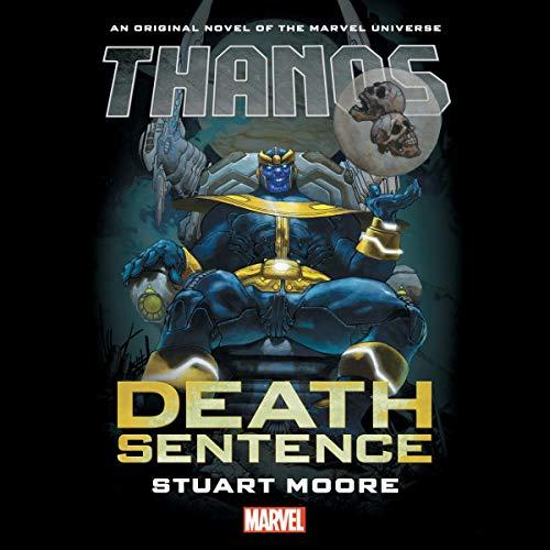 Thanos: Death Sentence cover art