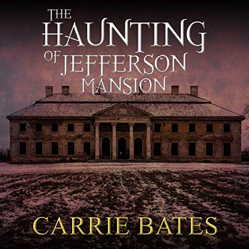 『The Haunting of Jefferson Mansion』のカバーアート