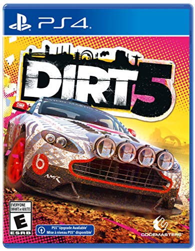 DIRT 5 - $39.99 at Amazon