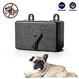 OZSTOCK® Outdoor Ultrasonic Pet Dog Stop Barking Anti Bark Control Device Sonic Silencer