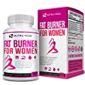 Natural Weight Loss Pills for Women-Best Diet Pills That Work Fast for Women-Appetite Suppressant-Thermogenic Belly Fat Burner-Carb Blocker-Metabolism Booster Energy Pills-Weight Loss Supplements