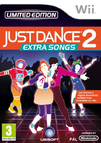 Just Dance 2: Extra Songs (Nintendo Wii) [Import UK]