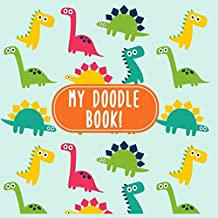 My Doodle Book!: 104 Paged Doodle, Drawing, Sketch Book