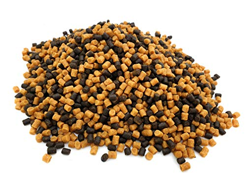 HERONS 1kg Winter Mix Pellets 4.5mm PREMIUM POND FISH FOOD GOLDFISH KOI STURGEON