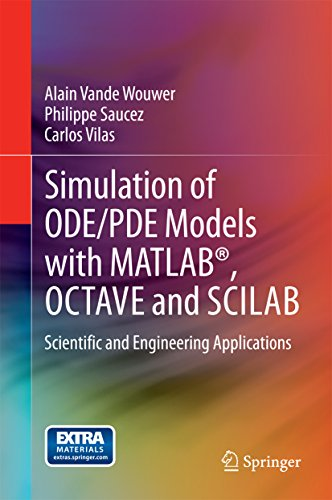 Simulation of ODE/PDE Models with MATLAB®, OCTAVE and SCILAB: Scientific and Engineering Applications (English Edition)