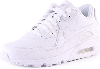 Nike Mens Air Max 90 Leather Running Shoe (9.5)
