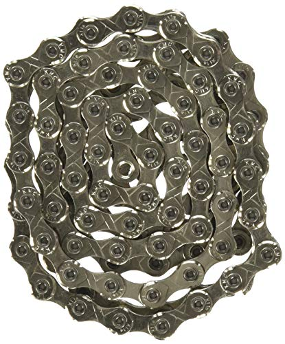 KMC X11e Sport Bicycle Chain, Silver, 126L