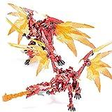 HNLZ Transformer Toys Beast Wars Predacon Megatron Dragon Action Figure