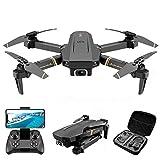 XIUNIA V4 RC Drone 4K HD Wide Angle Dual Camera FPV Live Video Camera Drone Il...