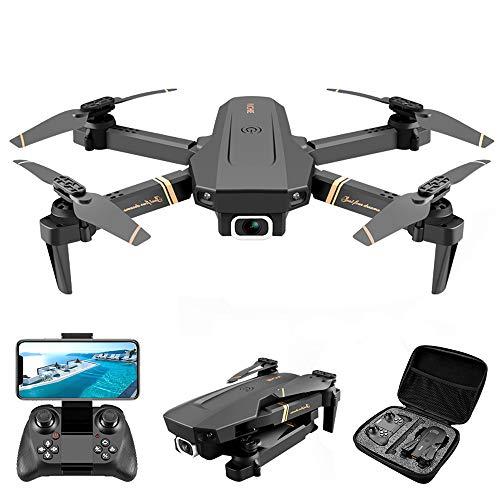 MOZUN Mini-Drohne Und Kamera, Klappbares...