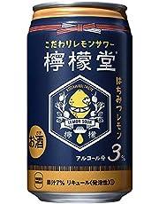 檸檬堂 はちみつレモン 缶 [ チューハイ 350ml×24本 ]