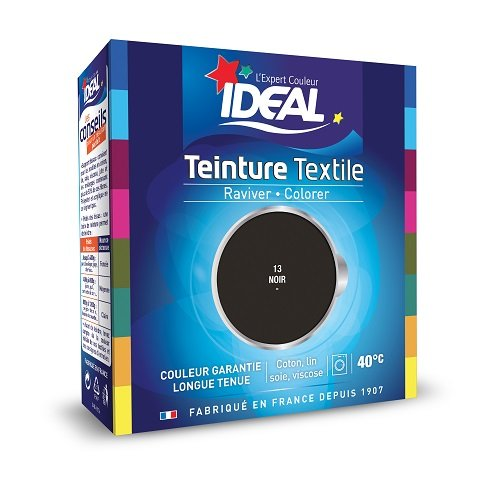 Ideal - 33617413 - Teinture Liquide Maxi - 13 Noir