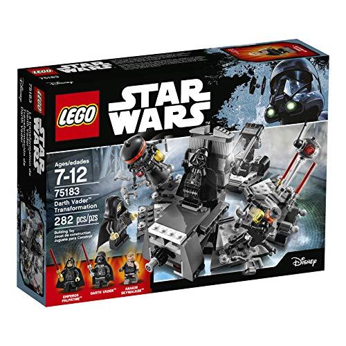 Station Médicale Darth Vader Transformation LEGO Star Wars 75183 - 282 Pièces - 2