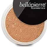 Bellapierre Cosmetics Mineral Foundation SPF 15, Color Café - 9 gr