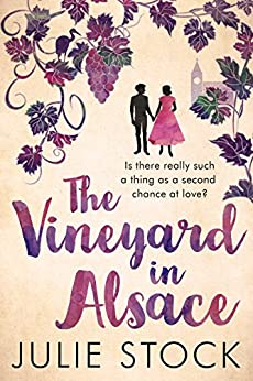 The Vineyard in Alsace: A feel-good, heartwarming romance (Domaine des Montagnes Book 1) by [Julie Stock]
