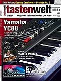 Yamaha YC88 im Test und Workshop Kopfhörer für die Bühne