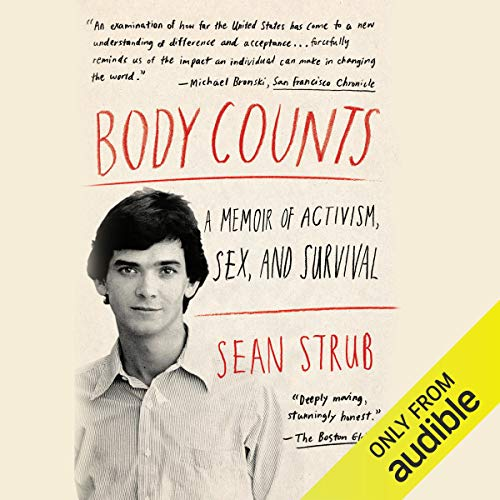 Body Counts audiobook cover art