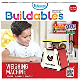 Skillmatics Buildables : Weighing Machine (8-99 Years) | STEM Learning, Educational and Construction Activity Toy | Gifts for Boys and Girls Ages 8 and Up