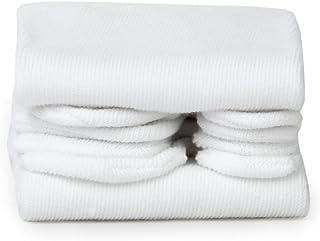 CUHAWUDBA, Calcetines Blancos Unisexos Calcetin japones para Kimono Zuecos Chanclas Calcetin de algodon de dedo pulgar separado