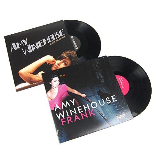 Amy Winehouse: Vinile LP Album Pack (Francia, Back In Black)