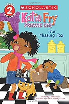 The Missing Fox - Book #2 of the Katie Fry, Private Eye
